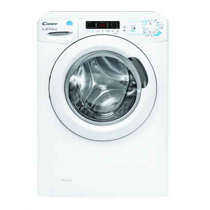 Candy CSS4 1272D3/1-S slim front loader washing machine
