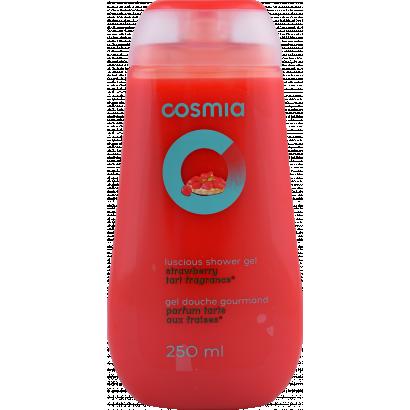 Cosmia strawberry shower gel 250 ml