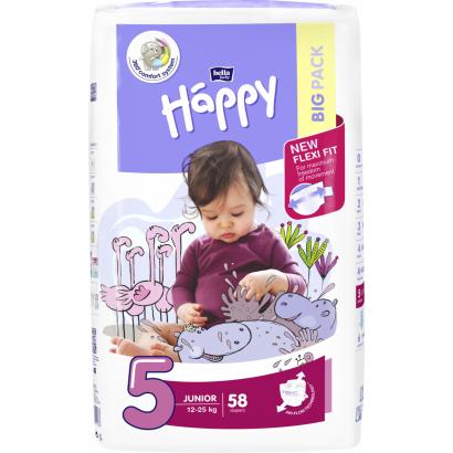 Bella baby pelenka happy junior 58 db
