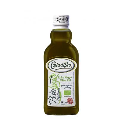 """Costa d""""oro BIO szűretlen extraszűz olívaolaj 500 ml"""