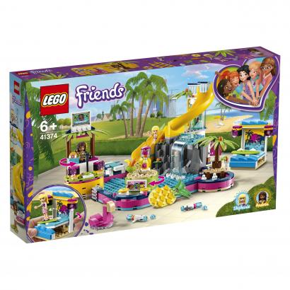 LEGO Friends Andrea medencés partija (41374)
