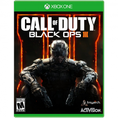 Activision call of duty black ops iii,  xbox one