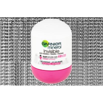 Garnier Mineral Invisible Anti-Perspirant Deodorant Roll-On 50 ml