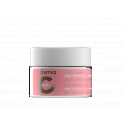 Cosmia facial night cream 40+ 50ml