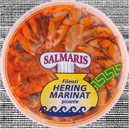 Marinated piquant herring fillet 220 g