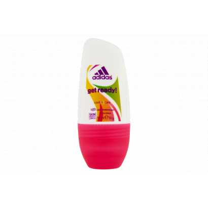 Adidas Get Ready! Cool & Care 48h Anti-Perspirant Roll-On for Women 50 ml
