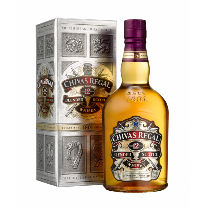 Chivas Regal Scotch Whisky 40% 0,7 l