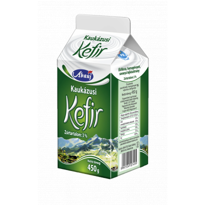 Abaúj caucasian kefir boxed 450g