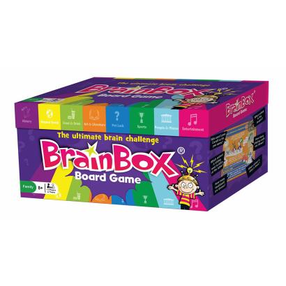 BrainBox: QUIZ családi társasjáték