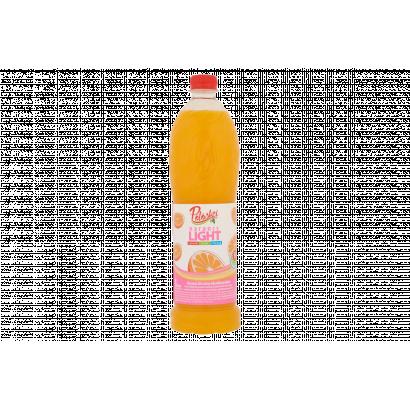 Pölöskei Light Orange Flavoured Syrup with Sweetener 1 l