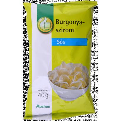 Tuti Tipp sós burgonyaszirom 40g
