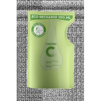 Cosmia folyékony szappan utántöltő almond 250 ml