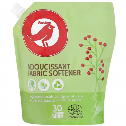 Auchan Nívó eco öblítő utántöltő  750 ml