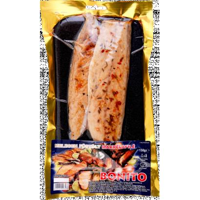 Bonito füstölt fűszeres makrélafilé 150 g