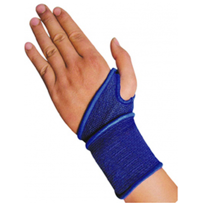 CUPS WRIST SUPPORT WITH HOLE FOR THUMB