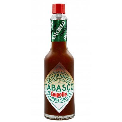 Tabasco Chipotle Hot Chili Pepper Sauce 60 ml
