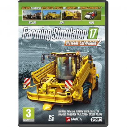 PC Farming Simulator 17 OE2