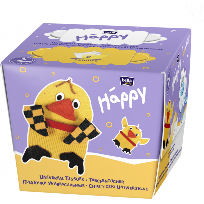 Bella happy dobozos zsebkendő  80 db