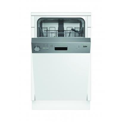 Beko DSS05011X beépíthető mosogatógép