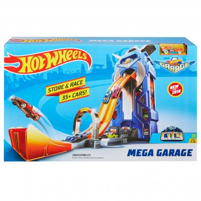 HW Ultimate Series - Mega Garage