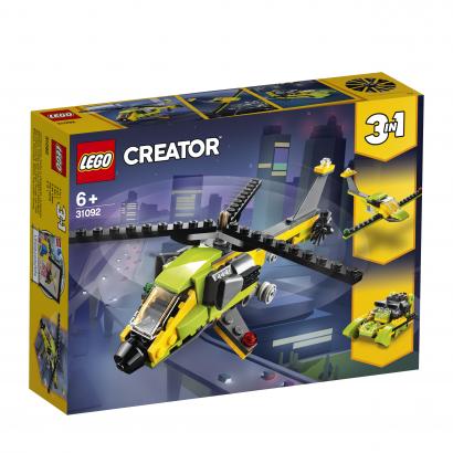 LEGO Creator Helikopterkaland (31092)