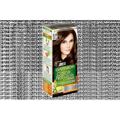 Garnier Color Naturals Creme 6.00 Sötétszőke tartós tápláló hajfesték