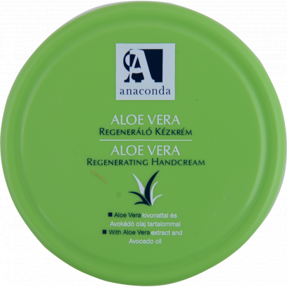 ANACONDA Aloe Vera Regenerating Handcream 200 ml