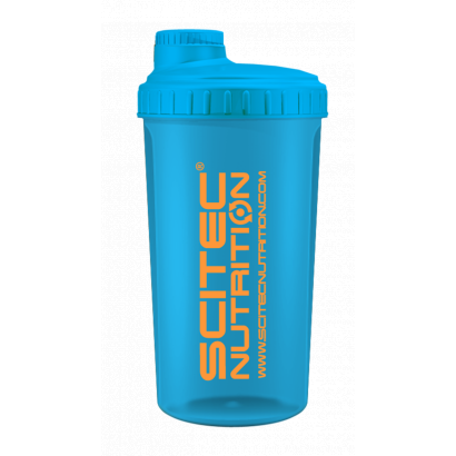 Scitec Nutrition Shaker 700 ml, kék