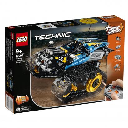 LEGO Technic Távirányítású kaszkadőr versenyautó (42095)