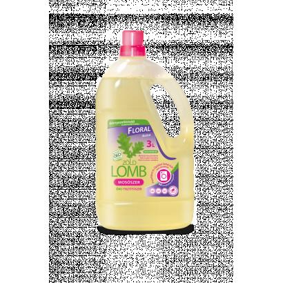Zöldlomb ÖKO Floral liquid detergent concentratum 3 l