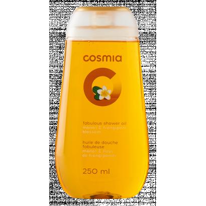 COSMIA SHOWER GEL OIL MONOI AND FRANGIPANI 250ML
