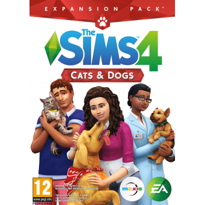 THE SIMS 4 CATS&DOGS PC