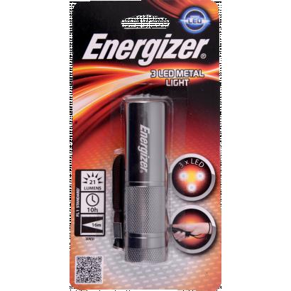 ENERGIZER METAL FLASHLIGHT