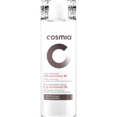 Cosmia eye make-up remover sensitive 150 ml