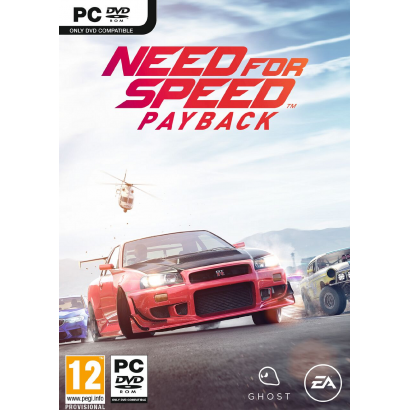 NEED FOR SPEED PAYBACK 2017 PC