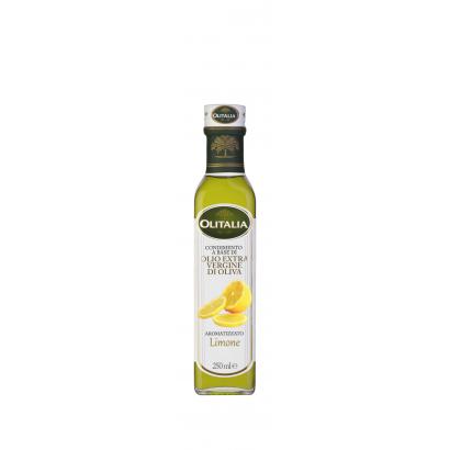 Olitalia citrom ízesítésű extra szűz olívaolaj 250 ml