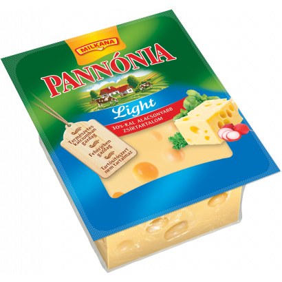 PANNONIA LIGHT CHEESE 1,2KG