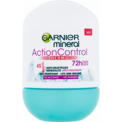 Garnier Mineral ActionControl Thermic Anti-Perspirant Deodorant 50 ml
