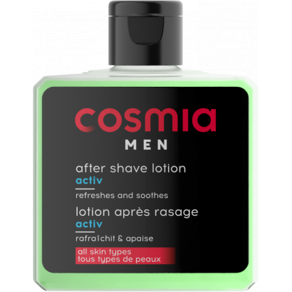 Cosmia men after shave activ 100  ml