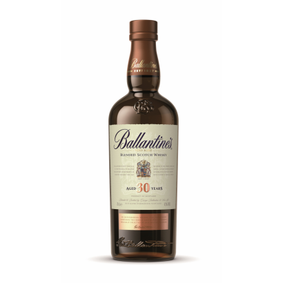 BALLANTINES 30 YEARS OLD SCOTCH WHISKY 0,7L