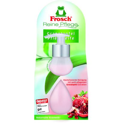 Frosch folyékony szappan pumpás gránátalma 300 ml