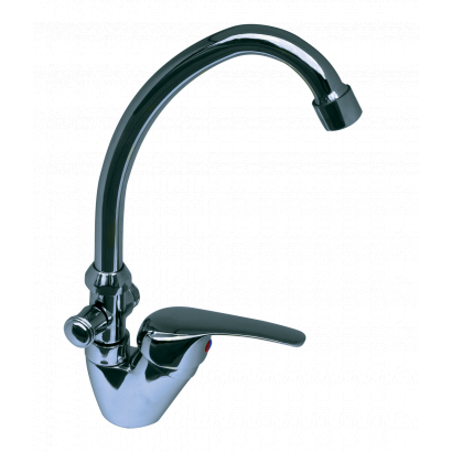 Trend single handle bath and basin faucet