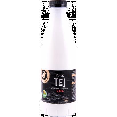 Auchan Prémium Filiére Friss tej 2,8% 1 l