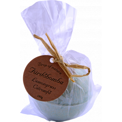 Drop of nature bath bombs with various scents 180