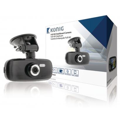 König sas-carcam20 2.7 autós kamera