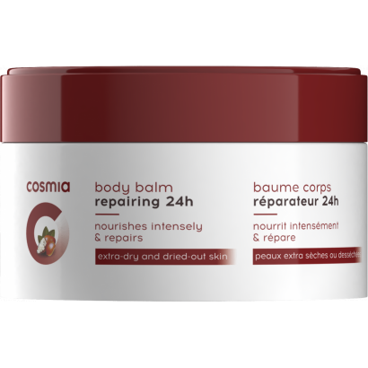 Cosmia body butter with shea butter 200ml