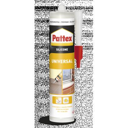 Pattex univerzális szilikon, átlátszó, 280 ml