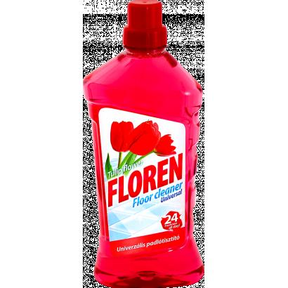 Floren floor cleaning agent 1l tulip