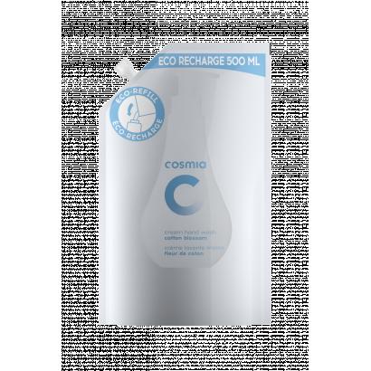 Cosmia cotton blossom liquid soap refill