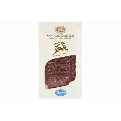 Gyulai Royal szeletelt csemege szarvas szalámi 70 g